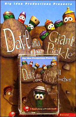 Dave and the Giant Pickle: Read-and-Listen Set (VeggieTales Series)
