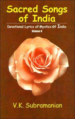 Sacred Songs of India, Volume V