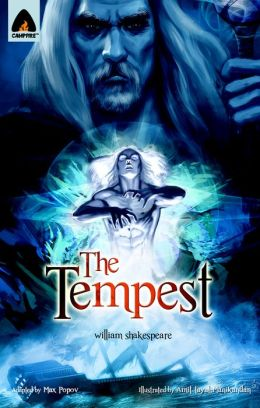 The Tempest: Campfire Graphic Novel