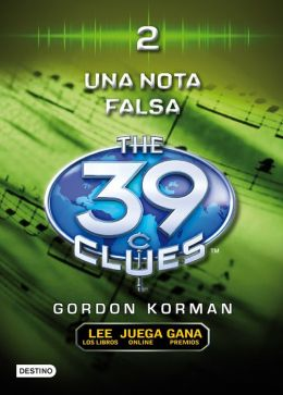 Una nota falsa: The 39 Clues 2