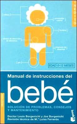 Manual de instrucciones del bebe