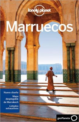 Lonely Planet: Marruecos, 6/E (Spanish)