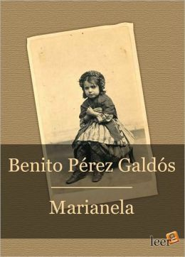 a book analysis of marianela by benito perez galdos Benito pérez galdós marianela  the collection includes a critical analysis of each book,  for many of the book, and marianela is a socially excluded.