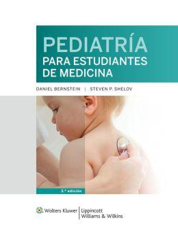 Pediatria para estudiantes de medicina