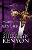 Book Cover Image. Title: Maldici�n de sangre, Author: Sherrilyn Kenyon