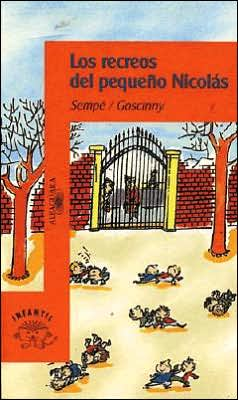 Los recreos del pequeño Nicolás (Little Nicholas at Recess)