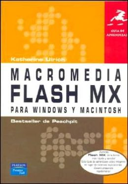 Macromedia Flash MX Para Windows Y MacIntosh