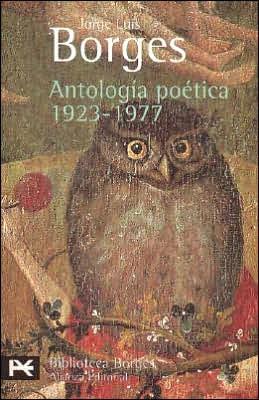 Antologia poetica 1923-1977