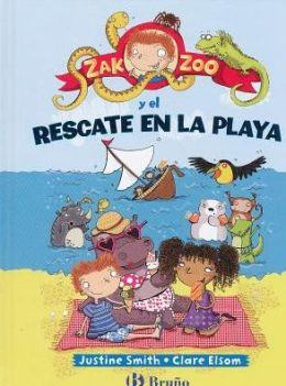 Zak zoo y el rescate en la playa