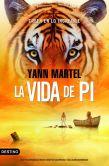 Book Cover Image. Title: La vida de Pi, Author: Yann Martel