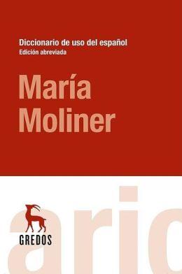 Diccionario del uso del español. Edición abreviada