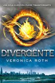 Book Cover Image. Title: Divergente, Author: Veronica Roth