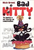 Book Cover Image. Title: Bad Kitty te invita a su fiesta de cumpleanos, Author: Nick Bruel