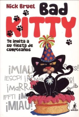 Bad Kitty te invita a su fiesta de cumpleanos