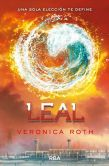 Book Cover Image. Title: Leal (Allegiant), Author: Veronica Roth