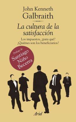 La cultura de la satisfacción: Los impuestos, para qué? Quienes son los beneficiarios?