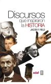 Book Cover Image. Title: Discursos que inspiraron la historia, Author: Jacob F. Field