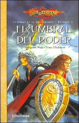 El umbral del poder (Test of the Twins: Dragonlance Legends #3)