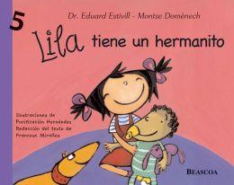 Lila tiene un hermanito (Lila 5)