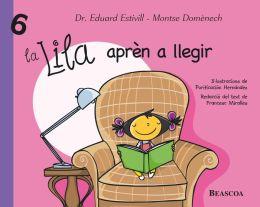 La Lila aprèn a llegir (La Lila 6)