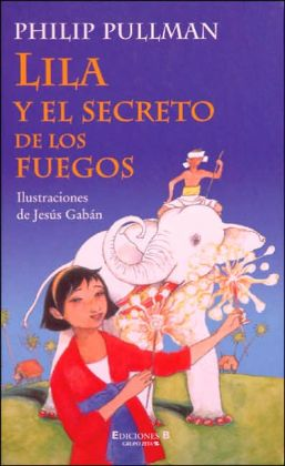 Lila y el secreto de los fuegos (The Firework-Maker's Daughter)
