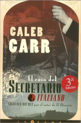 El caso del secretario italiano (The Italian Secretary)
