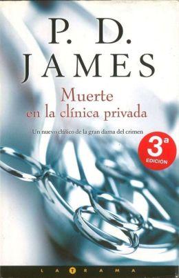 Muerte en la clínica privada (The Private Patient)
