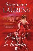 Book Cover Image. Title: El sabor de la tentaci�n (Temptation and Surrender), Author: Stephanie Laurens