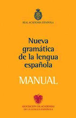 Nueva Gramatica Lengua Espanola MANUAL