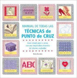 Manual de todas las tecnicas de punto de cruz
