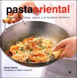 Pasta oriental