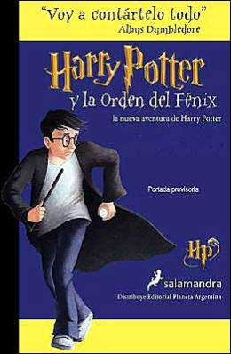 Harry Potter y la Orden del Fénix (Harry Potter #5)