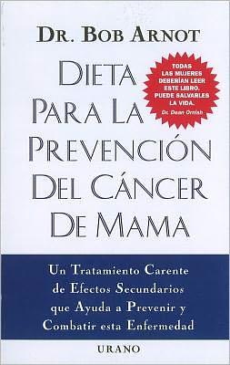 Dieta Para la Prevencion Del Cancer de Mama