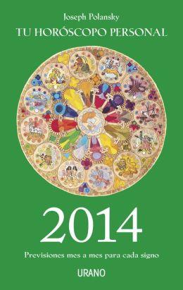 2014 - Tu horoscopo personal