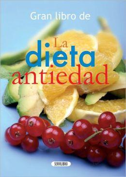 La dieta antiedad