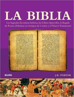 La Biblia: Las Sagradas Escrituras hebreas, los Libros Apocrifos, la llegada de Roma (Palestina en tiempos de Cristo) y el Nuevo Testamento