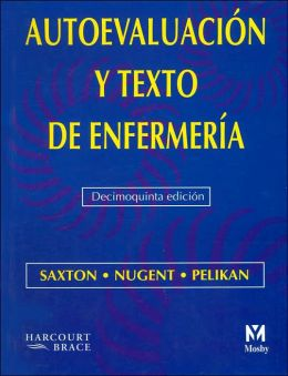 Autoevaluacion Y Texto De Enfermeria