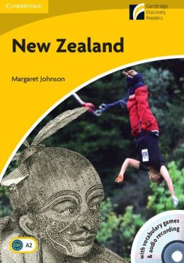 New Zealand Level 2 Elementary/Lower-intermediate Book with CD-ROM and Audio CD Pack