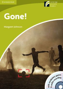 Gone! Starter/Beginner with CD-ROM and Audio CD