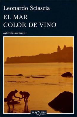 Mar color de vino