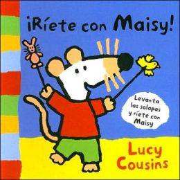 Riete con Maisy!