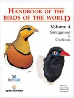 Handbook of the Birds of the World : Sandgrouse to Curkoos