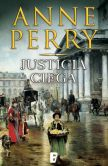 Book Cover Image. Title: Justicia Ciega:  Detective William Monk, Author: Anne Perry