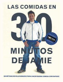 Las comidas en 30 minutos (Jaime's 30-Minute Meals)