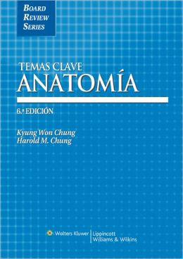 Temas Clave: Anatomia