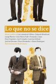 Book Cover Image. Title: Lo Que No Se Dice, Author: Vv.Aa