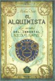 Book Cover Image. Title: El alquimista (The Alchemyst), Author: Michael Scott