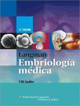 Langman Embriología Médica