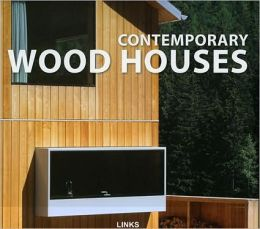 contemporary wood houses