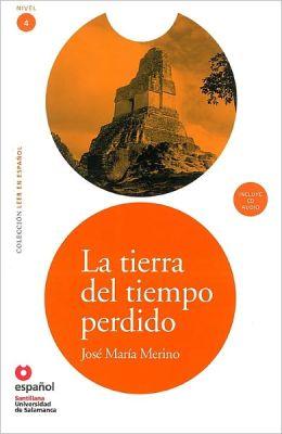 La tierra del tiempo perdido (Libro + CD)